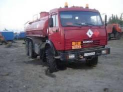 Медведь. Топливозаправщик А/цистерна 66062-013, г/н С 584 ВХ, 2001 г. в.