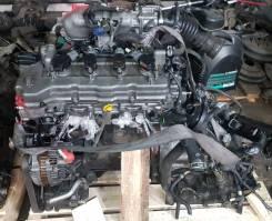 Контрактный двигатель QG15DE Nissan пробег 47000 км