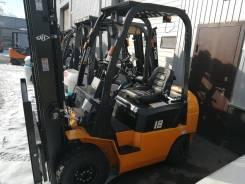 Hangcha CPQD18N RW-21. Новый автопогрузчик HC CPQD18-RW21 г/п 1800 кг Nissan, 1 800кг., Бензиновый