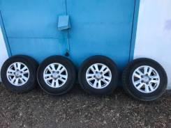 Продам колеса зимние на Land Cruiser 200