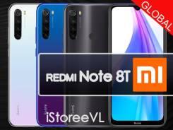 Xiaomi Redmi Note 8T. Новый, 32 Гб, Синий, NFC