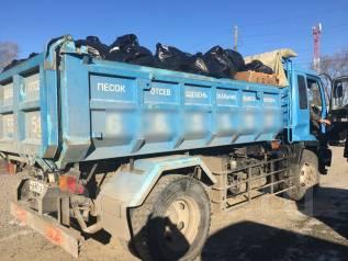 Вывоз мусора вывоз грунта