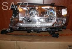 81106-60K10 Фара левая Toyota Land Cruiser 200