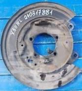 Механизм тормозной задний левый в сборе Lifan X60 S3502400