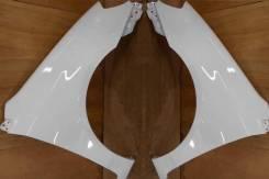 Крыло правое передние Toyota corolla Fielder 040 белый NZE121