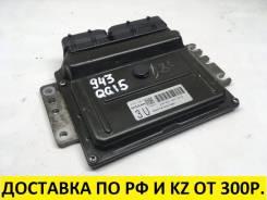 Блок управления двигателем Nissan QG15 A56-V61 J0943