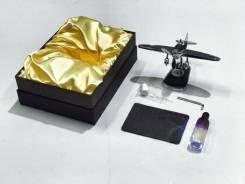 Премиальный ароматизатор в виде самолета Black