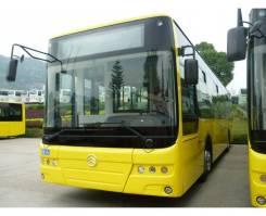 Golden Dragon. Газовый городской пригородный автобус Голден Драгон 6125 CNG, В кредит, лизинг