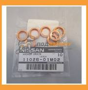 Прокладка сливной пробки поддона картера NISSAN / 1102601M02