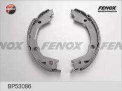 Колодки тормозные барабанные зад прав/лев Fenox BP53086