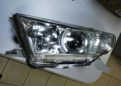 Фара Toyota Highlander 2010-13г