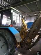 Стройдормаш БГМ-1. Машина баровая БГМ-1 (грунторез)