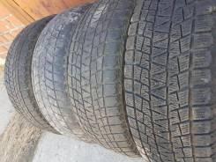 Bridgestone Blizzak DM-V1. зимние, без шипов, б/у, износ 50%