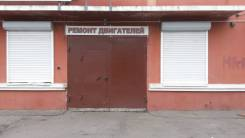 Бокс под автомастерскую в центре. 53,0кв.м., улица Забурхановская 102, р-н центр