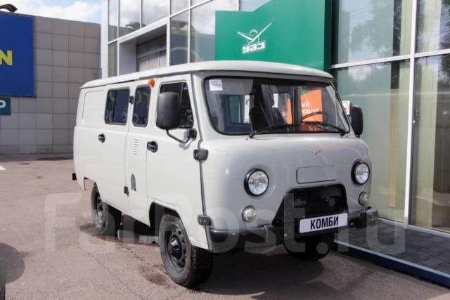 УАЗ-39099 Фермер. Продается новый УАЗ 39099 5-ми местный г/п фургон, 2 693куб. см., 910кг., 4x4