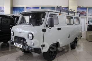 УАЗ-3741. Продается Новый УАЗ 3741 грузопассажирский фургон 5 мест, 2 700куб. см., 925кг., 4x4