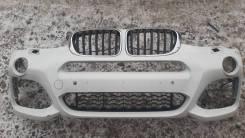 Бампер. BMW X3, F25 B47D20, N20B20, N20B20O0, N20B20U0, N47D20, N52B30, N55B30, N55B30M0, N57D30, N57D30OL, N57D30TOP