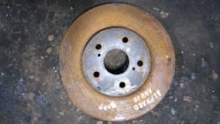 Диск тормозной передний, Toyota Alphard, ANH10, 2AZ-FE, 43512-58010
