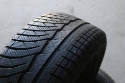 Michelin Pilot Alpin 4. зимние, без шипов, б/у, износ 30%