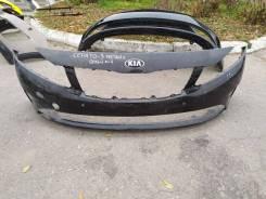 Бампер Kia Cerato 3 Restyling 2016-2018гг