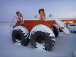 Вездеходные транспортные системы ПрП-8Т1. В новом уренгое прицеп для снегоболотохода «ПрП-8Т1»