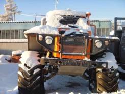 Вездеходные транспортные системы Харп. В Новом уренгое Снегоболотоход «Харп-Р»