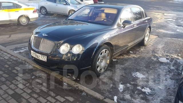 Бампер Bentley Continental GT / Flying Spur