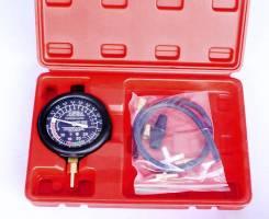 Измеритель вакуума и топливных насосов в кейсе AUTOMASTER AMT-9143