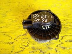 Мотор печки Toyota Harrier, передний