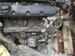 Двигатель в сборе Peugeot Citroen EW12J4 3FZ ew12 ДВС 2.2 158