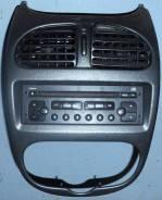 СД-магнитола Peugeot Peugeot 206 1998-2012