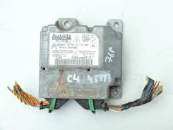 Блок управления AIR BAG Citroen Citroen C4 2005-2011 [9662643880]