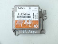 Блок управления AIR BAG Audi Audi A4 [B6] 2000-2004 [8E0959655,0285001400]