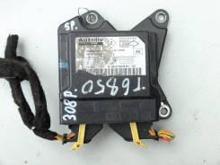 Блок управления AIR BAG Peugeot Peugeot 308 Т7 2007-2015 [9803946780]