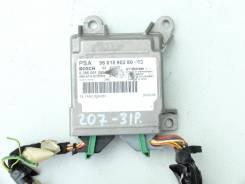 Блок управления AIR BAG Peugeot Peugeot 207 2006-2013 [9661890280,0285001885]
