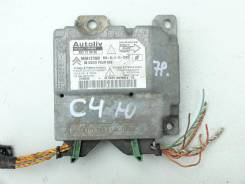 Блок управления AIR BAG Citroen Citroen C4 2005-2011 [9658137980]