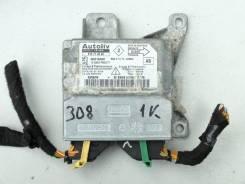 Блок управления AIR BAG Peugeot Peugeot 308 Т7 2007-2015 [966510080]