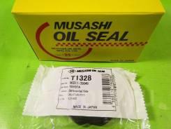 Сальник привода переднего левого Musashi ZCT1# / ZCA2# / ZZE12# / NZE14# / NZE15# / ZRE15# / ZRE14# / ZNR1# / ZZT24# / SR5# 00