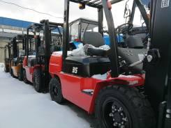 Hangcha CPCD35N RW-13. Новый автопогрузчик HC CPCD35N-RW13 г/п 3500 кг Isuzu, 3 500кг., Дизельный