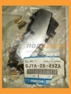 Ремкомплект скоб задних тормозных колодок MAZDA / GJYA2649ZA