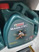 Castrol Magnatec. 10W-40, синтетическое, 4,00л.
