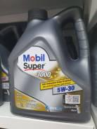 Mobil Super. 5W-30, синтетическое, 4,00л.