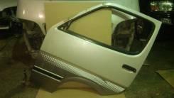 Дверь боковая. Toyota Hiace, KZH106, KZH106G, KZH106W