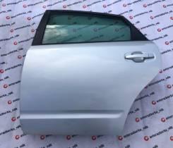 Дверь левая задняя цвет серый 1F7 Toyota Prius NHW20