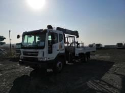 Daewoo Novus. Кму 5 тонн HRS 156 на шасси Daewoo 7 тонн, 5 900куб. см., 7 000кг., 4x2