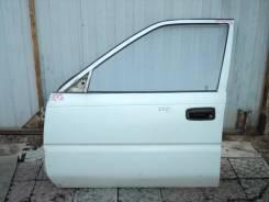 Дверь боковая передняя левая Toyota Corolla EE-96 2E.