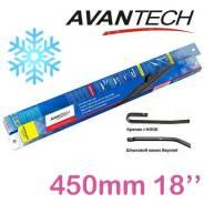 """Щетка стеклоочистителя зимняя (дворник) Avantech Snowguard 450мм 18"""""""