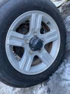 """Колёса на 16 5*139,70. Suzuki Jimny. 175/80R16. 5.5x16"""" 5x139.70 ET22 ЦО 108,1мм."""
