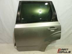 Дверь задняя левая Subaru Forester