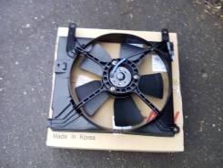 Вентилятор охлаждения радиатора. Daewoo Nubira